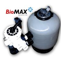 Bio-Max 50 WITH PUMP and Midi Sieve