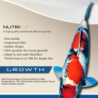 NutriKoi Growth 6mm 2kg
