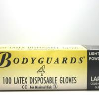 Surgical gloves Large