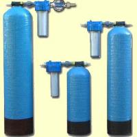 37 Inch dechlorinator with pre filters
